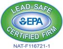 Lead Safe Certified EPA Logo