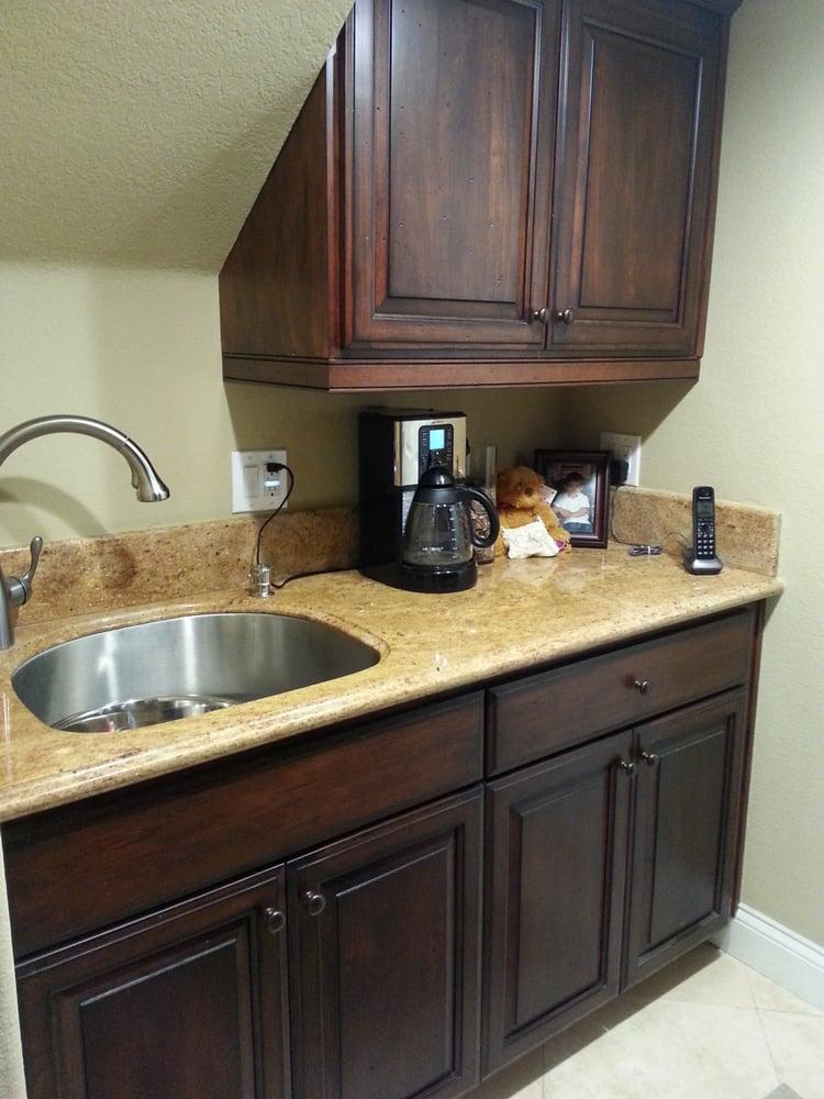 Sink countertop