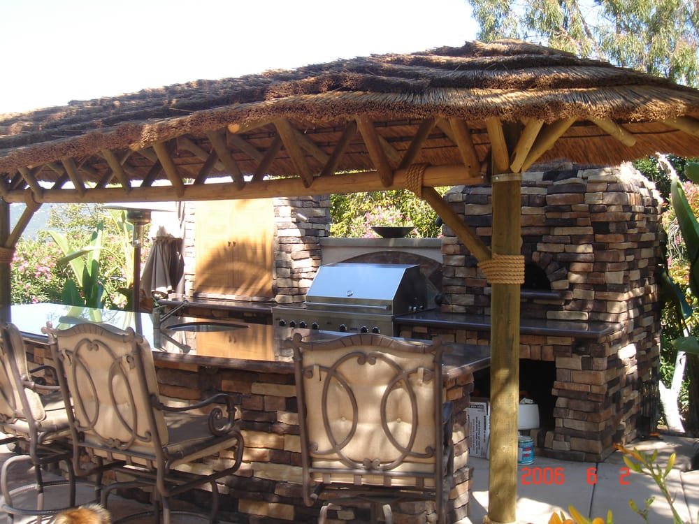 Outdoor kitchen 2