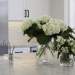 An image of a newly finished countertop.