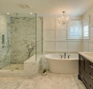 Edison Home Improvement Bathroom Remodel